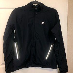 BNWOT Navy Adidas Jogger Jacket